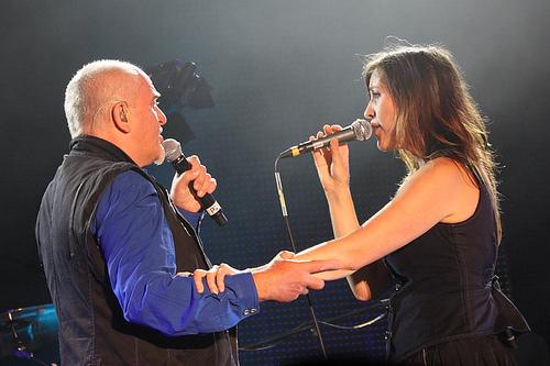 Peter Gabriel Band Tour