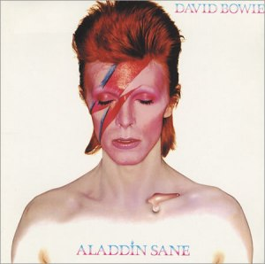 Aladdin Sane cover art