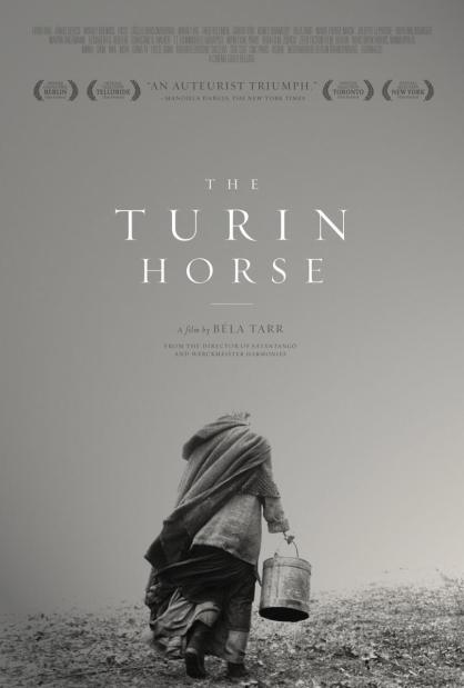 The Turin Horse - poster art