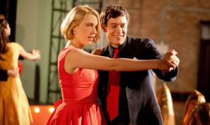 Gerwig and Adam Brody in 'Damsels in Distress.' Image courtesy of Sony Pictures Classics
