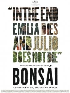 Bonsai poster art