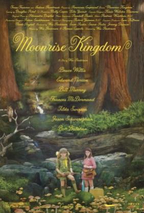 Moonrise Kingdom - poster art