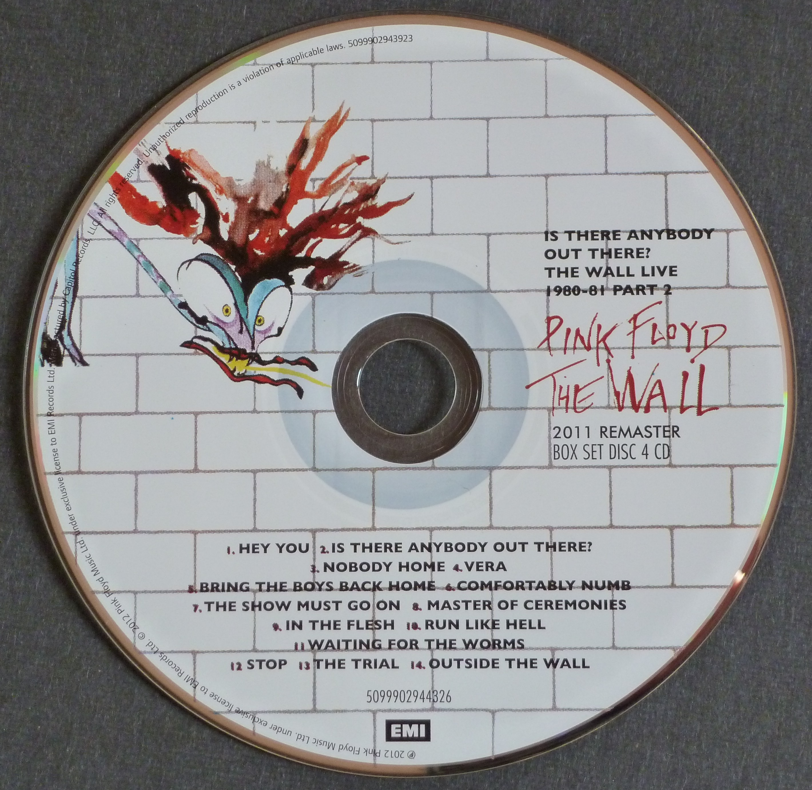The Wall Pink Floyd: An In-depth Look At Pink Floyd's 'the Wall' Immersion Box