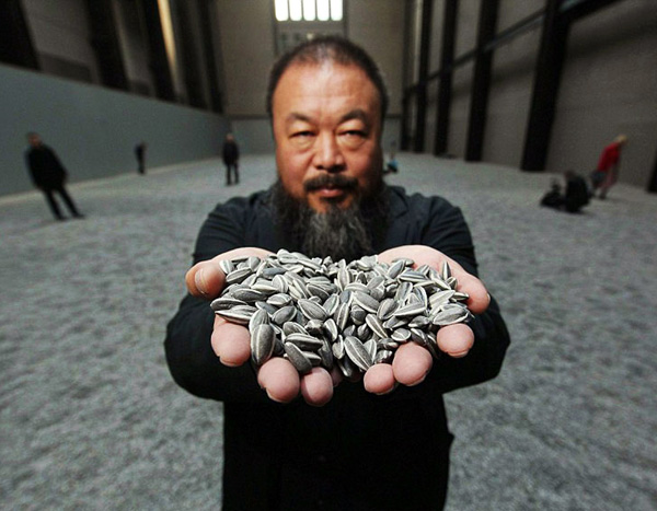 Ai Weiwei Never Sorry To Express Himself A Film Review Independent Ethos