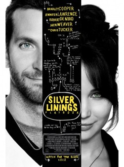 Silver Linings Playbook - poster art