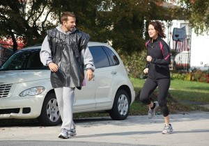 Bradley Cooper and Jennifer Lawrence in 'Silver Linings Playbook.' Image courtesy of the Weinstein Company