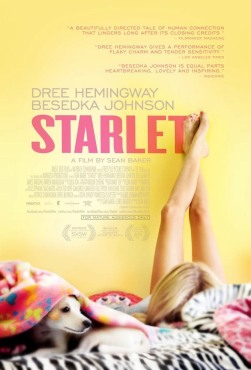Starlet poster art. Courtesy of Music Box Films.