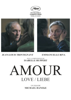 Amour - poster art