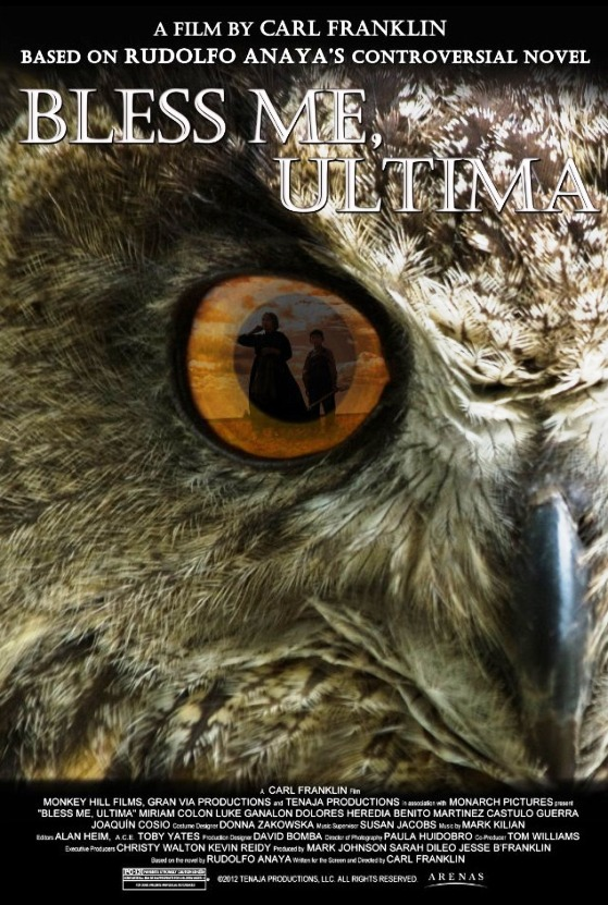 Bless Me, Ultima 2013 movie