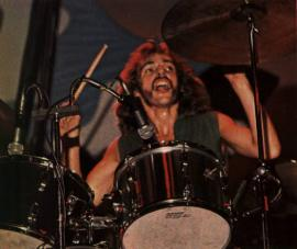 Alan White by AlanCircus-Sept76