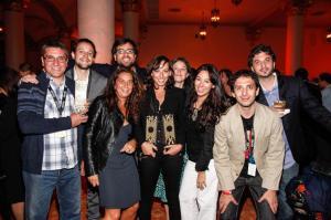 Double award winner Ana Guevara. Photo courtesy of MIFF