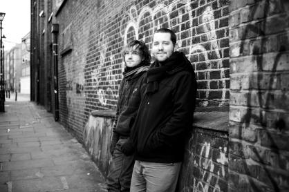 OMD and Rick Holland Black+White