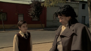 Santiago Figueroa and Sergio Schmied in Raul Ruiz's Night Across the Street.Courtesy of Cinema Guild.