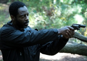 Isaiah Washington as John Allen Muhammad in Sundance Selects' Blue Caprice