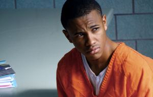 Tequan Richmond as Lee Boyd Malvo in Sundance Selects' Blue Caprice