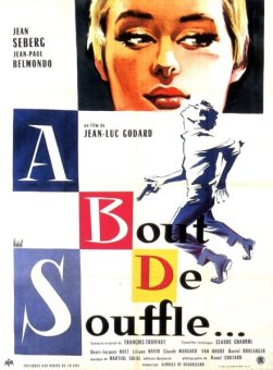 Breathless poster art