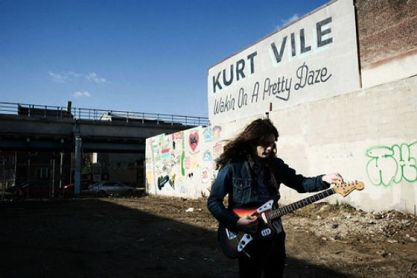 Kurt Vile photo by Shawn Brackbill