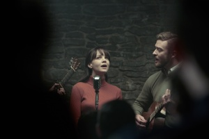 Carey Mulligan and Justin Timberlake in Joel and Ethan Coens INSIDE LLEWYN DAVIS