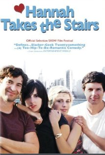 Hannah Takes the Stairs Official Poster
