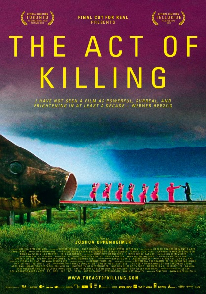 The-act-if-killing-poster