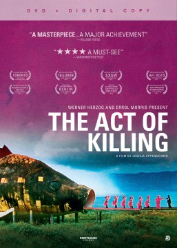 Act of Killing video release