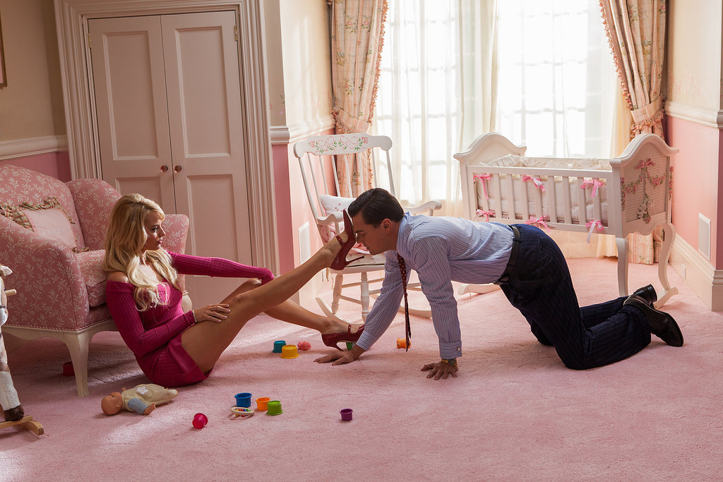 Margot robbie on scorsese, dicaprio and 'the wolf of wall street