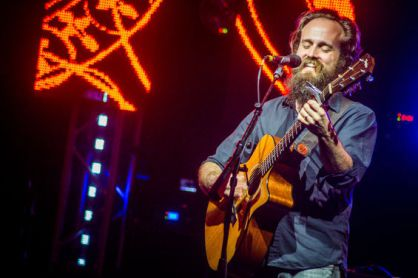 Iron & Wine at Culture Room, Fort Lauderdale. Photo by Ian Witlen