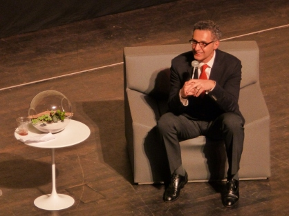 John Turturro at MIFF career tribute. Photo by Hans Morgenstern