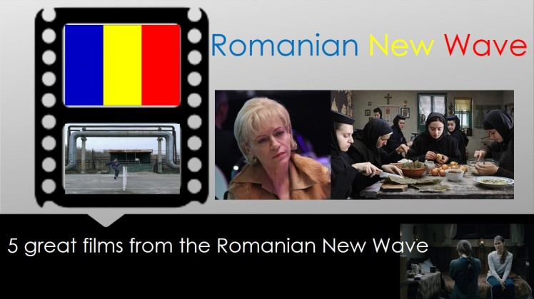 Romanian New Wave graphic by Ana Morgenstern
