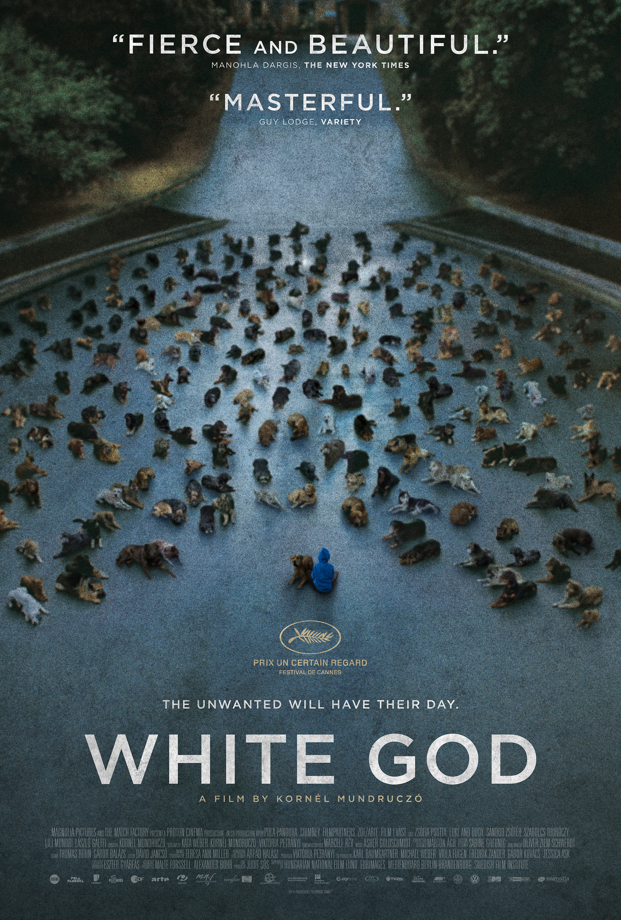 White God Takes The Easy Route To Schlock Over Allegory A