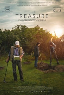 The Treasure Poster
