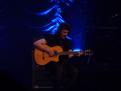 Steve Hackett acoustic Fort Lauderdale by Hans Morgenstern