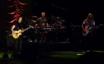 Steve Hackett band Fort Lauderdale by Hans Morgenstern