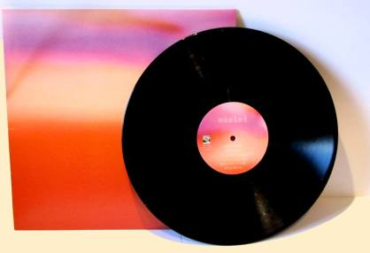 Orange Violet vinyl